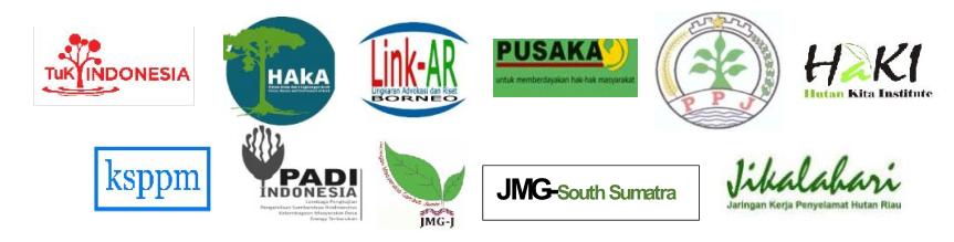 SURAT TERBUKA NGO INDONESIA KEPADA PEMERINTAH REPUBLIK INDONESIA
