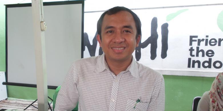 Manajer Kebijakan dan Pembelaan Hukum Wahana. Lingkungan Hidup Indonesia (Walhi) Muhnur Satyahaprabu.