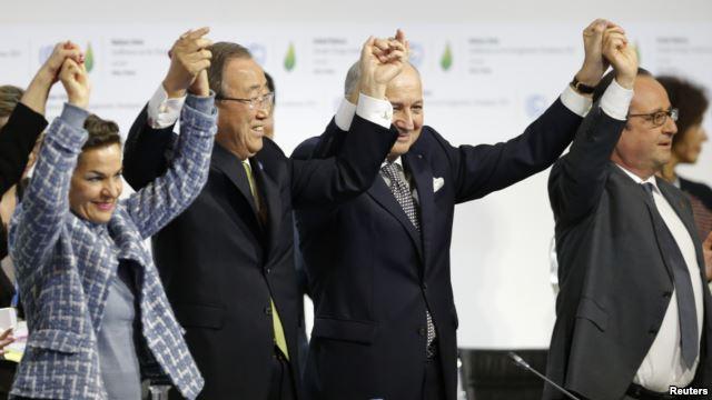 200 Negara Adopsi Perjanjian Global Pertama untuk Perlambat Pemanasan Global